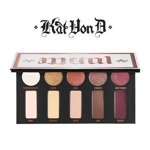 Kat Bon D Mini Matte Metal Lmt Edition palette